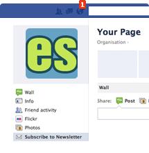 Easy Facebook integration